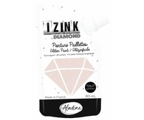 Aladine Izink Diamond Glitter Paint Pastel Gold 80ml. (80834)