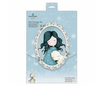 Gorjuss Jumbo Decoupage Tags (GOR 169901)