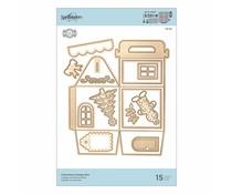 Spellbinders Charming Cottage Box Dies (S6-153)
