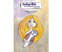 IndigoBlu Luna and Owl A6 (IND0468)