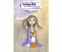 IndigoBlu Willow and Fox A6 (IND0470)