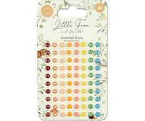 Craft Consortium Little Fawn & Friends Adhesive Enamel Dots (CCADOT001)