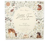 Craft Consortium Little Fawn & Friends 12x12 Inch Paper Pad (CCPPAD008)