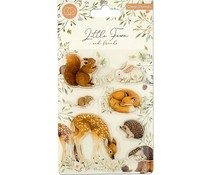 Craft Consortium Little Fawn & Friends Clear Stamps Little Fawn (CCSTMP007)