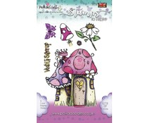 Polkadoodles Whats Up Buttercup Clear Stamps (PD7259)