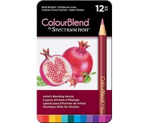Spectrum Noir Spectrum Colourblend Pencils Bold Brights (12pc) (SPECCB-BOLD12)