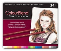 Spectrum Noir Spectrum Colourblend Pencils Essentials (24pc) (SPECCB-ESS24)