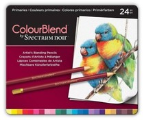 Spectrum Noir Spectrum Colourblend Pencils Primaries (24pc) (SPECCB-PRI24)