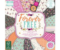 First Edition Forever Free 6x6 Inch Paper Pad (FEPAD202)