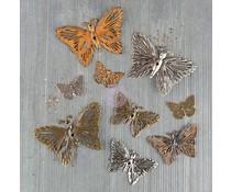 Finnabair Mechanicals Grungy Butterflies (963408)