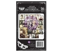 Prima Marketing Vintage Photobooth Sticker Pad (964832)