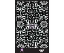 Prima Marketing Ornate Lace 6x9 Inch Stencil (966669)