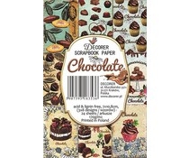 Decorer Chocolate Paper Pack (DECOR-M58)