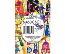 Decorer Spaceship Paper Pack (DECOR-M59)