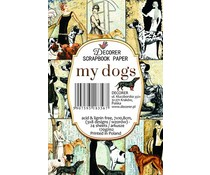 Decorer My Dogs Paper Pack (DECOR-M60)