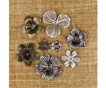 Finnabair Vintage Mechnicals Flowers (960322)