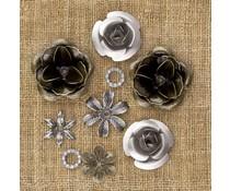 Finnabair Vintage Mechanicals Roses (960339)