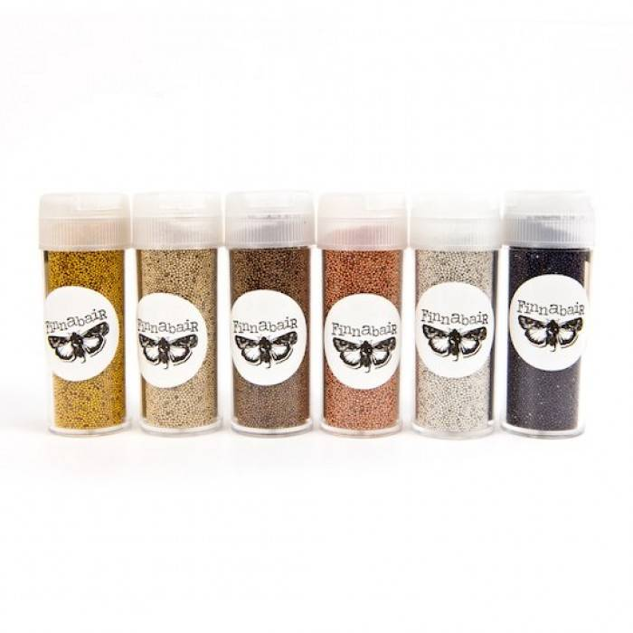 Finnabair Art Ingredients Micro Beads - Metallic 이미지 검색결과