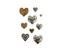 Finnabair Mechanicals Metal Hearts (965631)