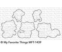 My Favorite Things Fox & Friend Die-Namics (MFT-1439)