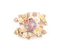 Prima Marketing Pretty Pale Flowers Rustic Floral (637538)