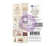 Prima Marketing Spring Farmhouse 3x4 Paper Pad (994891)