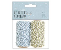 Papermania Winter Woodland Twine (PMA 171906)