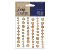Papermania Wooden Dots Light (PMA 174733)