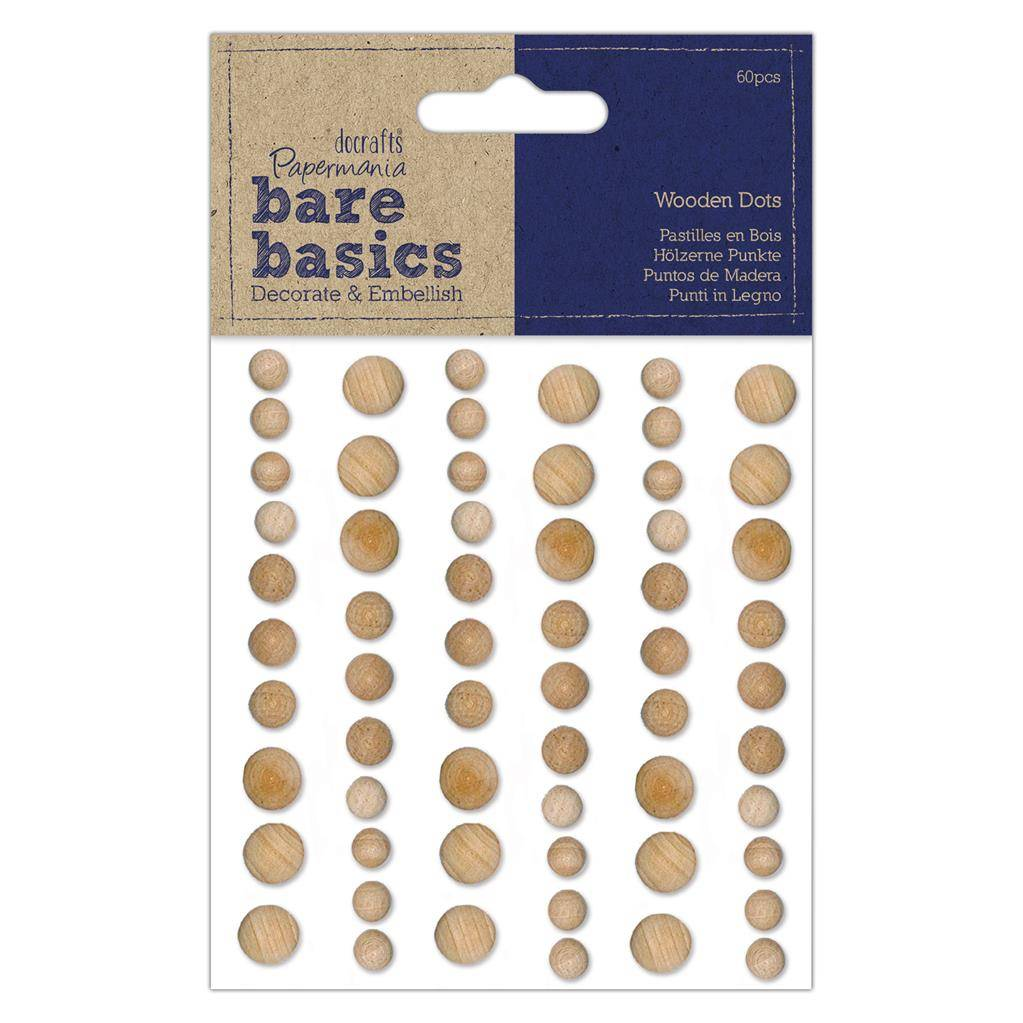 32 x Papermania Bare Basics Labels Stickers Assorted Shapes Scrapbooking Crafts