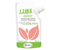 Aladine Izink Natural Deco Paint Coral (80873)