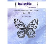 IndigoBlu Collector's No. 21 Flutter (IND0490)
