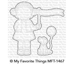 My Favorite Things Birthday Buddies Die-Namics (MFT-1467)