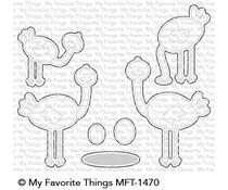 My Favorite Things Oh My Gostrich Die-Namics (MFT-1470)