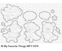 My Favorite Things Super Dog Die-Namics (MFT-1474)