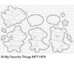 My Favorite Things Super Dog Die-Namics (MFT-1474)
