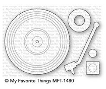 My Favorite Things Turntable Die-Namics (MFT-1480)