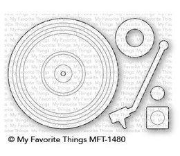 My Favorite Things Turntable Die-Namics (MFT-1480)