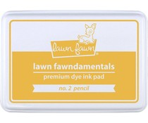 Lawn Fawn No. 2 Pencil Dye Ink Pad (LF1852)