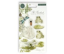 Craft Consortium The Riverbank Clear Stamps (CCSTMP009)