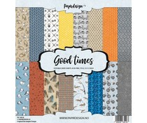 Papirdesign Good Times 12x12 Inch Paper Pack (PD 18018)