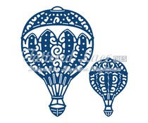 Tattered Lace Hot Air Balloon (ACD747)