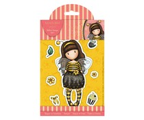 Gorjuss Rubber Stamps Bee-Loved (GOR 907163)