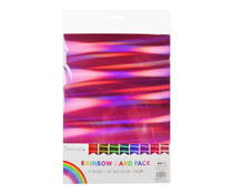 Dovecraft Rainbow A4 Card Pack (DCBS204)