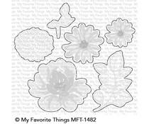 My Favorite Things Painted Petals Die-Namics (MFT-1482)