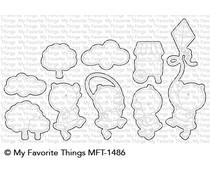 My Favorite Things Just Ducky Die-Namics (MFT-1486)