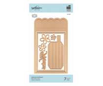 Spellbinders Adorned Notepad (S4-997)
