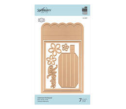 Spellbinders Adorned Notepad (S4-997)