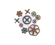 Finnabair Mechanicals Rustic Knobs (967130)
