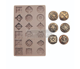 Prima Marketing Mould Curio Trinkets (638856)