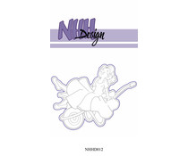 NHH Design Girl in Wheelbarrow Dies (NHHD012)